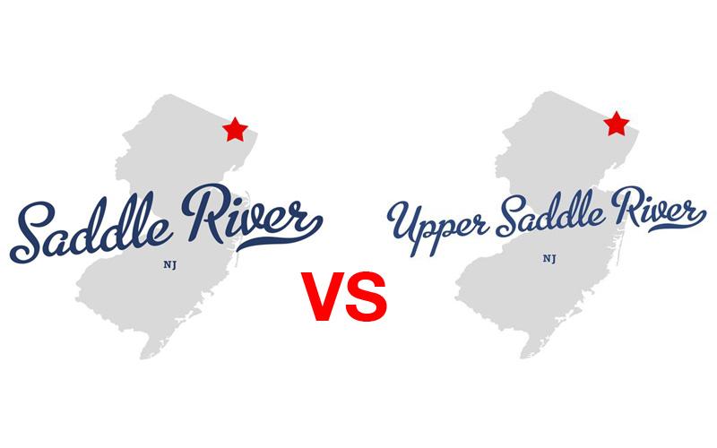 Saddle River vs Upper Saddle River